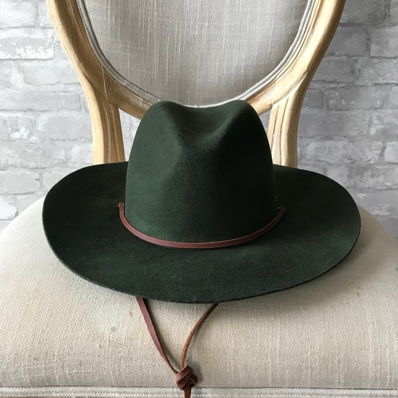 7aa4dd6676b Brixton Accessories - Brixton green Mayfield II hat NWT